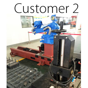 Customer 2 - PLC Full-Automation Product Line
