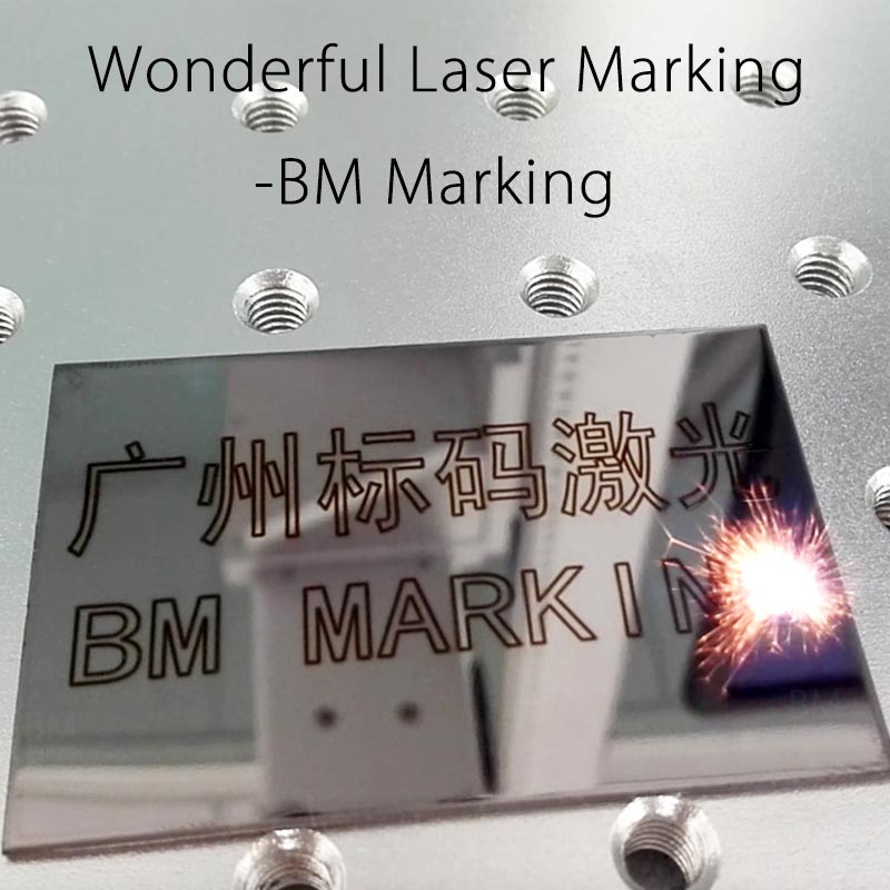 laser marking machine working principle